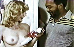 Nympho blonde sauvage a une session de gangbang fou avec des étalons film porno vintage en français