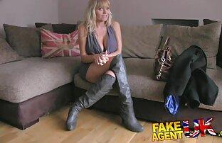 Une blonde française se fait film x allemand gratuit enculer